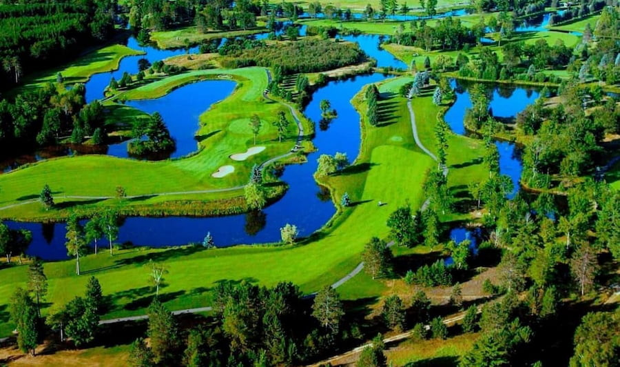Gaylord Golf Mecca